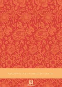 Floral Pattern Overlay