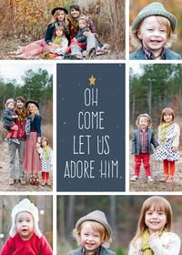 Let Us Adore Him