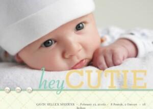 Hey Cutie