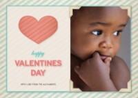 Valentine's Stripe