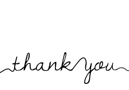 Thank You Cards - Simple Thanks by Mixbook
