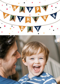 Pennants Father's Day