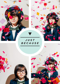 Just Because by Jenni I Spy DIY