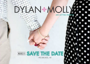 Save The Date by Jenni I Spy DIY
