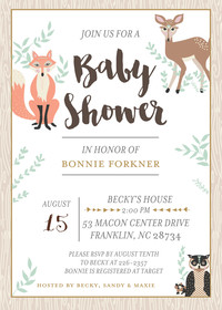 Baby Shower By Bonnie Christine