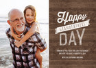 Rustic Grandfather's Day