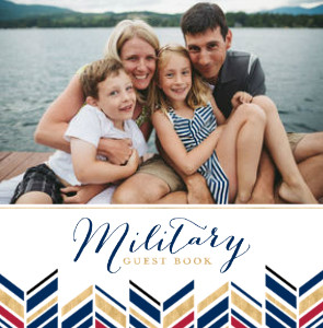 Military Guest Book