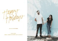 Happy Holidays By Almost Makes Perfect (Copy 2)