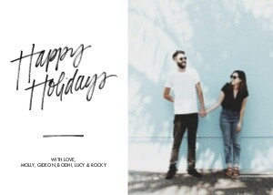 Happy Holidays By Almost Makes Perfect