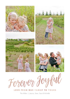Forever Joyful Collage
