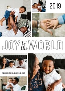 Joy to the World Collage