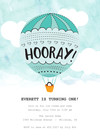Penguin Hot Air Balloon Birthday by Pennie Post