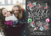 Most Wonderful Time of the Year by Lily & Val