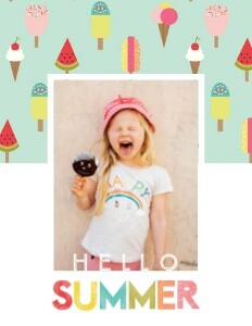 Hello Summer by Photo Play Paper  (Copy)