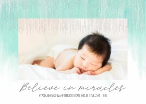Shimmering Baby Miracle