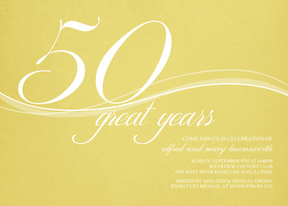 50 Great Years
